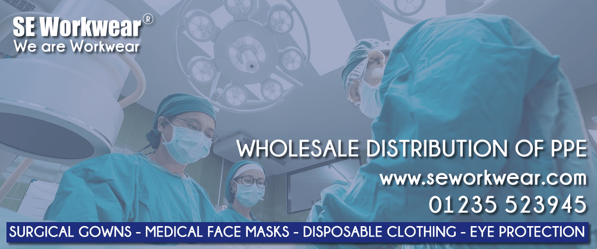 wholesale distribution of PPE