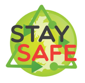 STAYSAFE PPE LTD THE UK's PREMIER PPE RECYCLING FOR RE-USE COMPANY