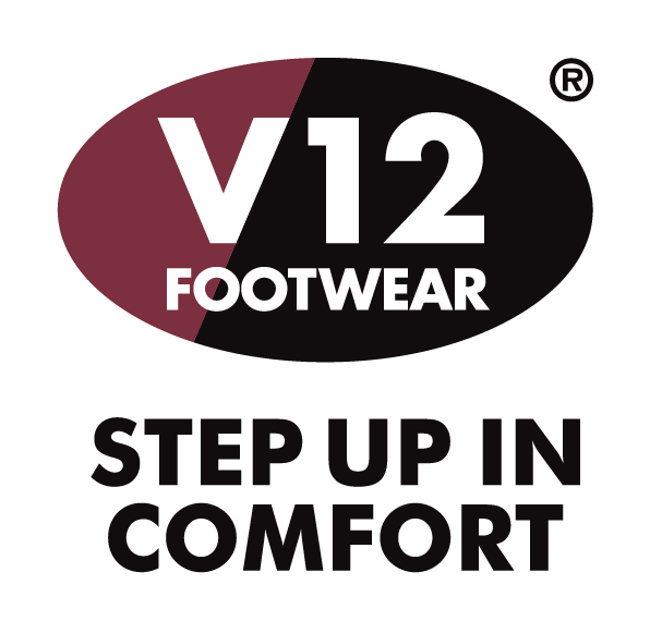 V12 FOOTWEAR IS AN OFFICIAL BAND OF BUILDERS PARTNER